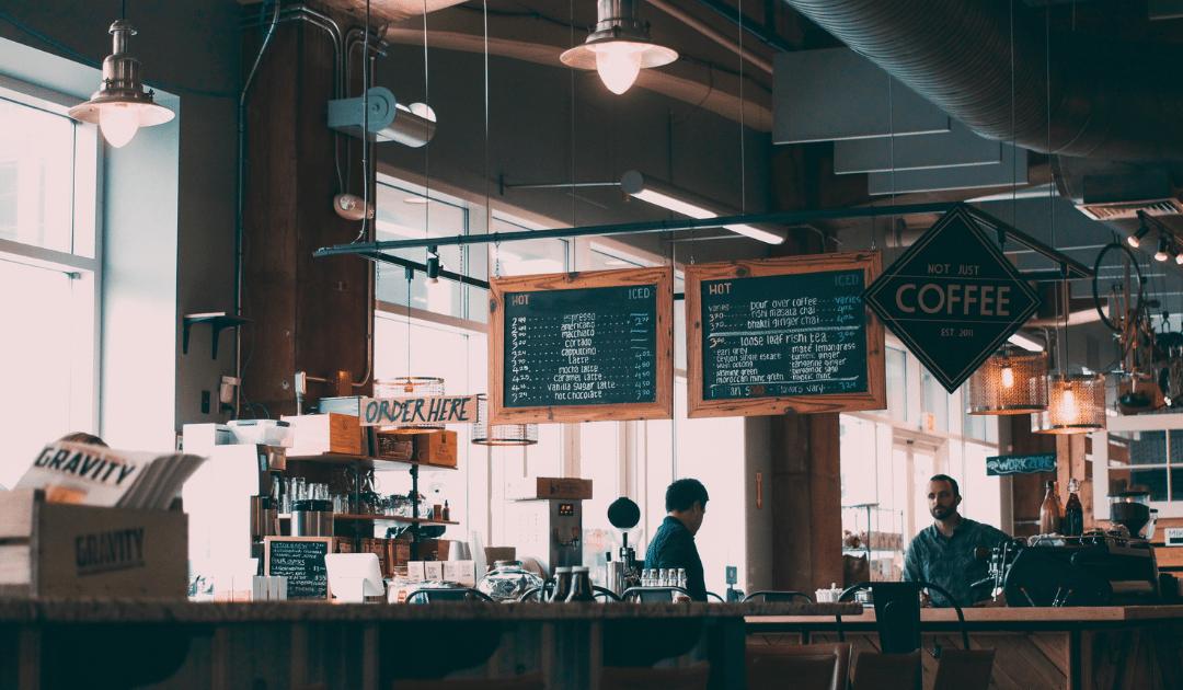 intérieur restaurant menu engineering